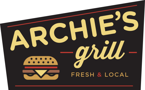 Archie's Grill - Join us for a burger, famous chips and ice cream too—bring the family